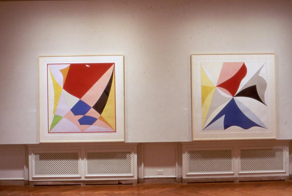 1987, Addison Gallery, Andover, MA