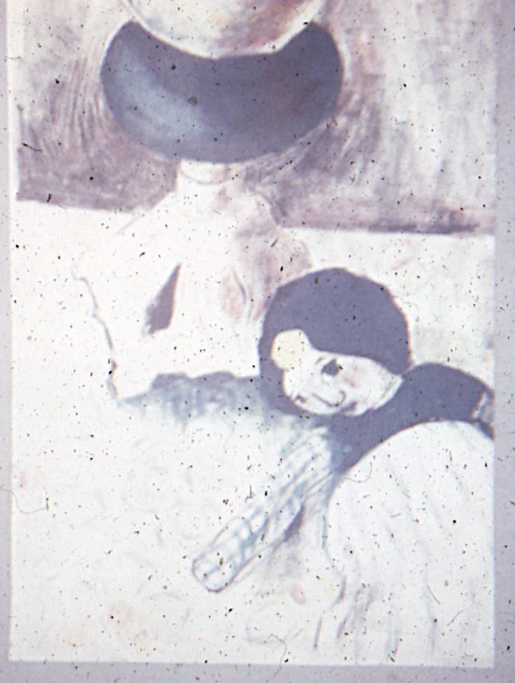 "Lithograph, 1964. 20""x14"""
