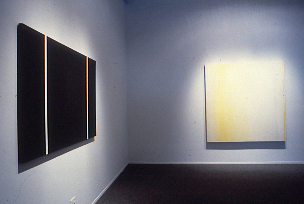 1994: CLARITY inst. Mark Moore Gallery, Santa Monica, 1994. John McLaughlin, JGR 3