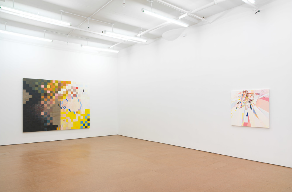 2010: Jeremy Gilbert-Rolfe at Alexander Gray Associates, New York