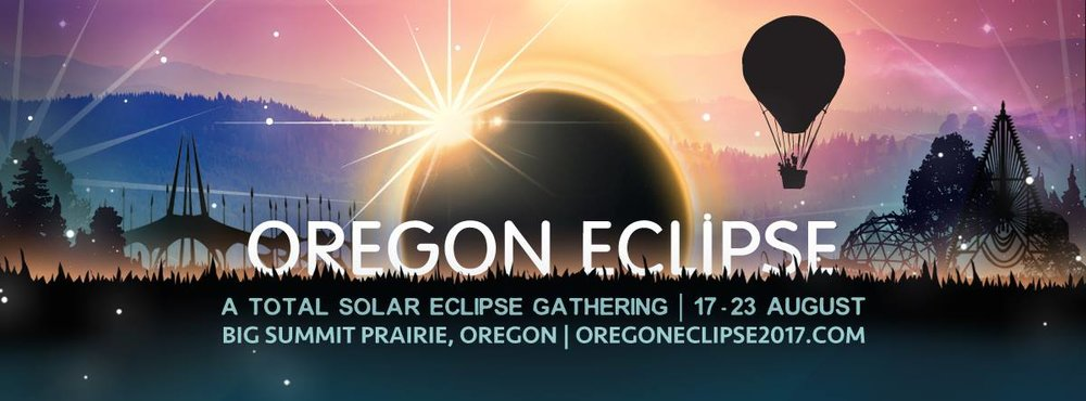 We will be creating the Earth stage, one of many large scale installations at this very special event during the Solar Eclipse.