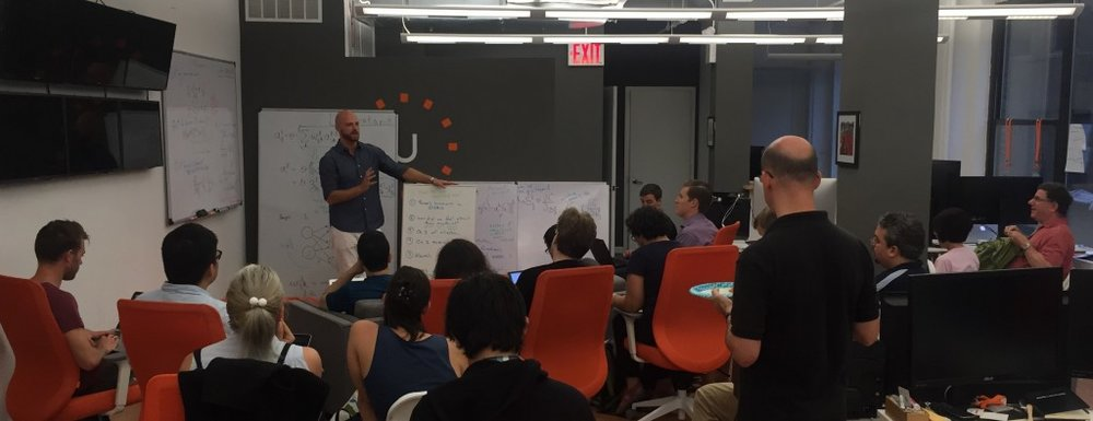 Algorithms Study Group | Events | Explore Group USA