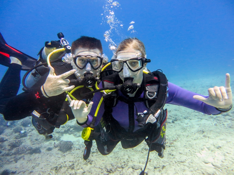 Click here to get your PADI Scuba Certification in Waikiki Honolulu Hawaii!