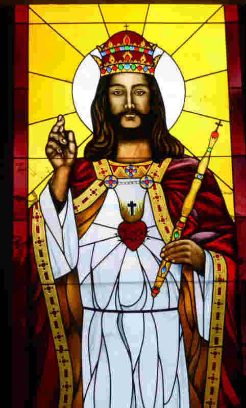 Christ the King, 2011, Saint Margaret's Seattle.jpg