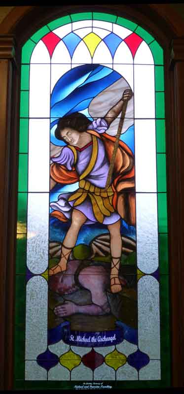 Michael the Archangel, 2011, Saint Margaret's, Seattle.jpg