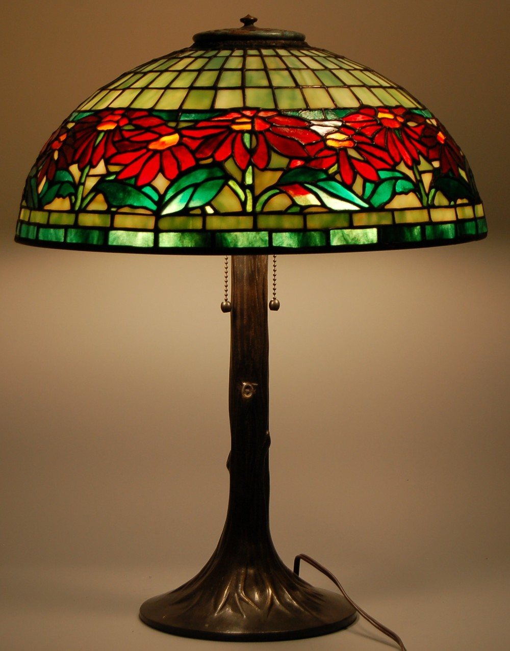 Tiffany Lamp Covenant Art Glass