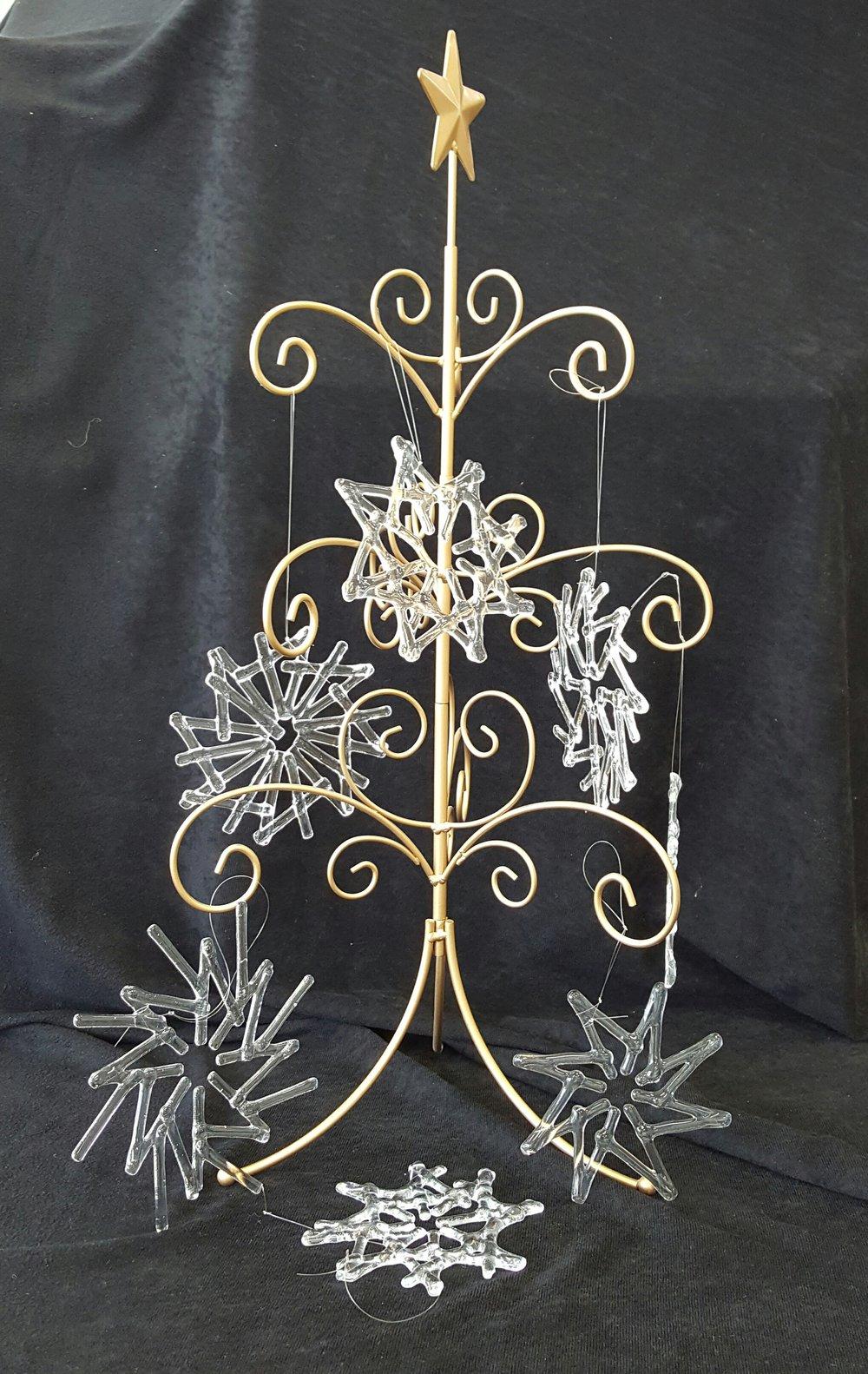 Fused Snowflakes on the tree.jpg
