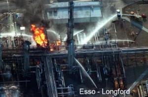 Esso Gas Plant Explosion