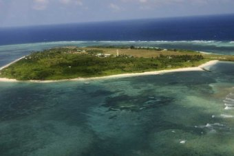 Pagasa (Hope) Island is part of the disputed Spratly group of islands in the South China Sea. (Reuters)