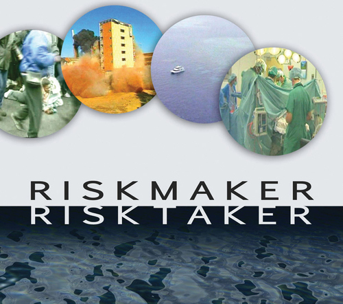 Risk Maker Risk Taker risk-assessment