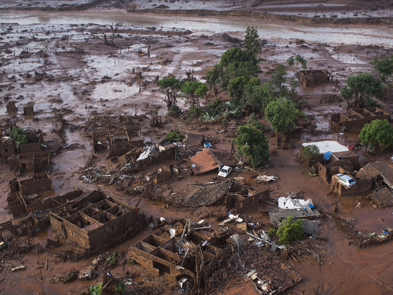 BHP Billiton and Vale have set up an emergency fund to help affected families and for rebuilding works at the Samarco mine in Brazil.