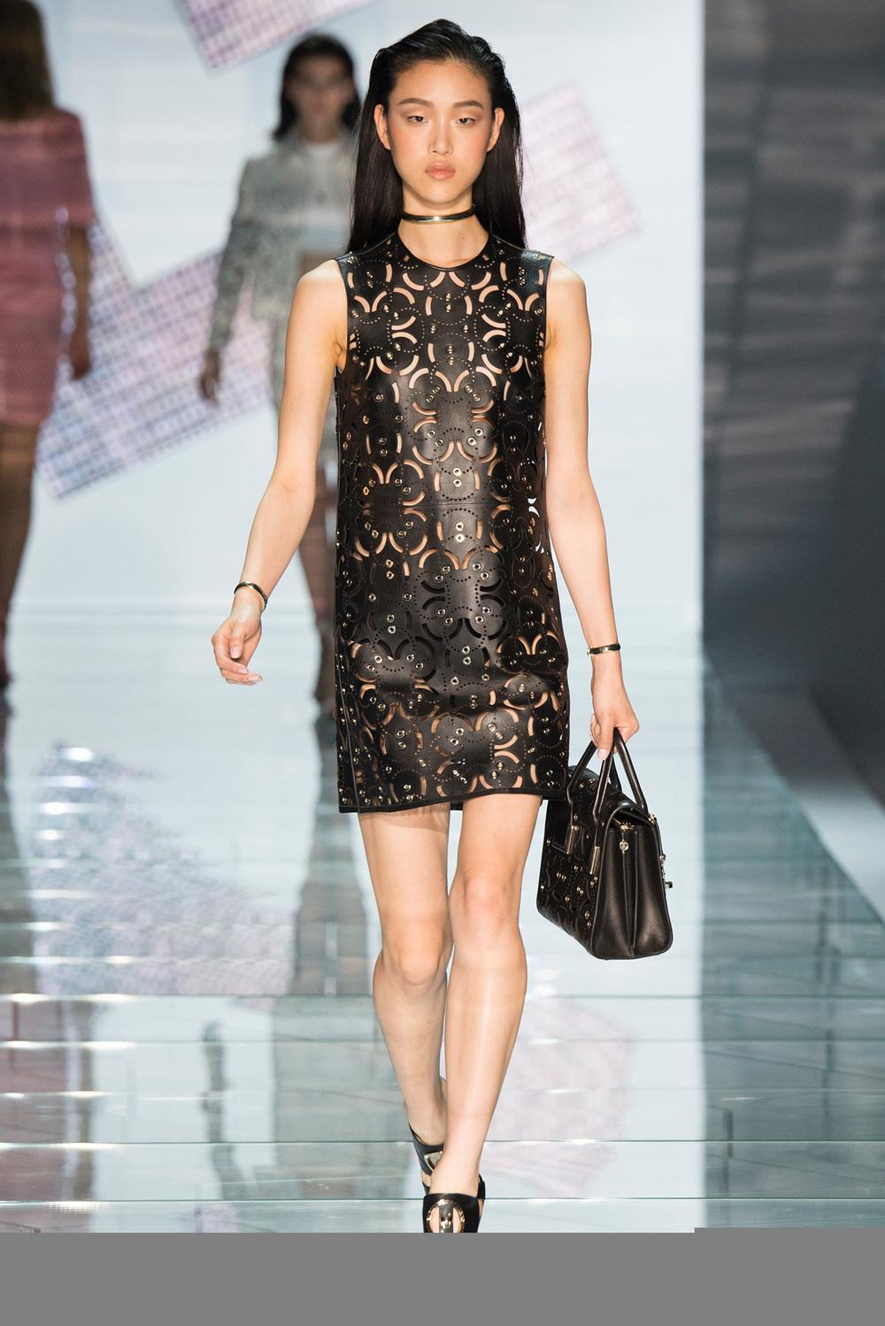 Versace via Style.com