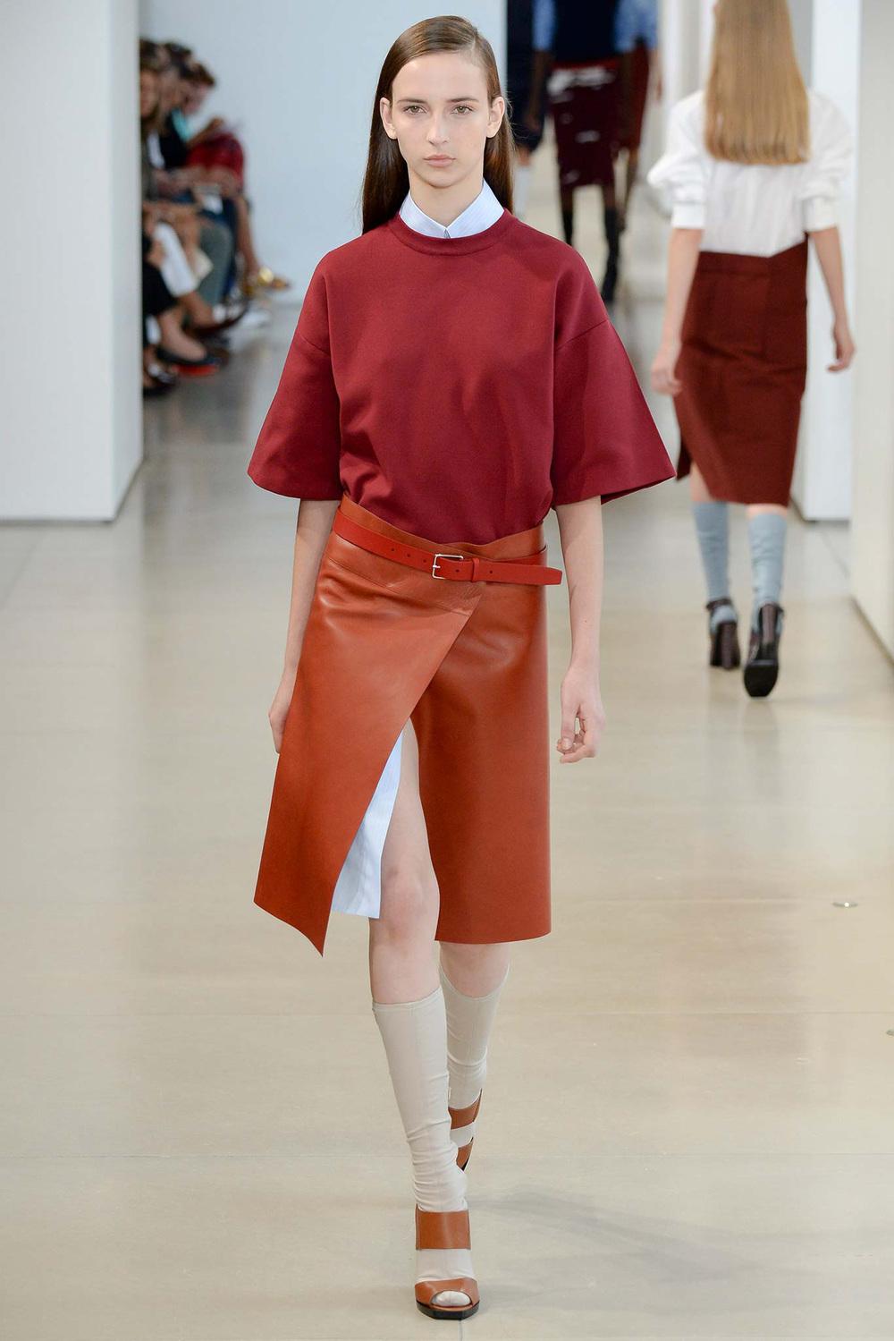 Jil Sander via Style.com
