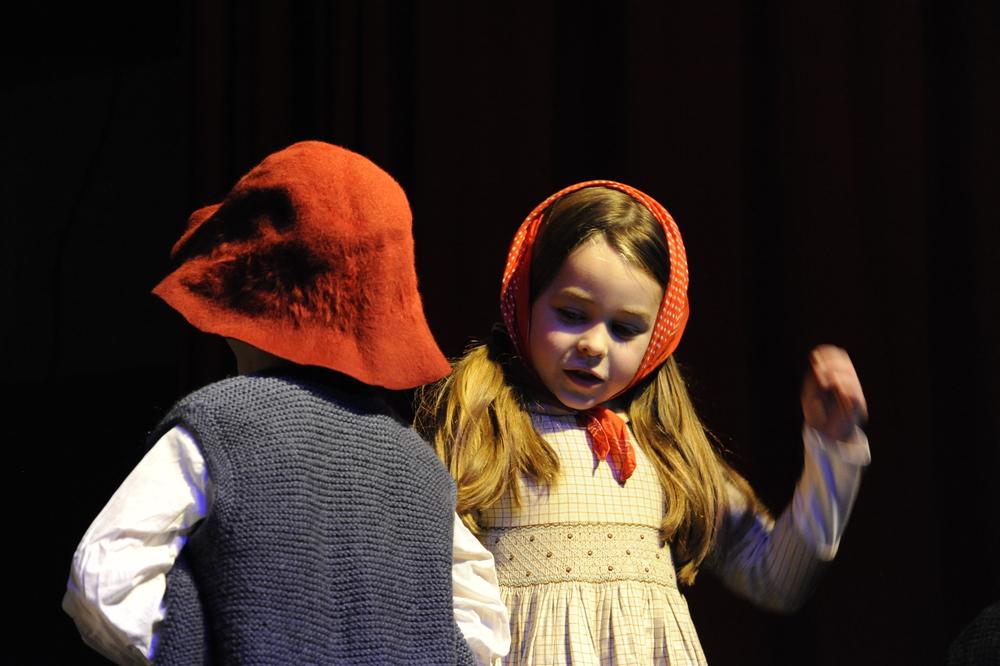 """Theater Perfomance  """"Meine eigene Weihnachtsgeschichte"""""""