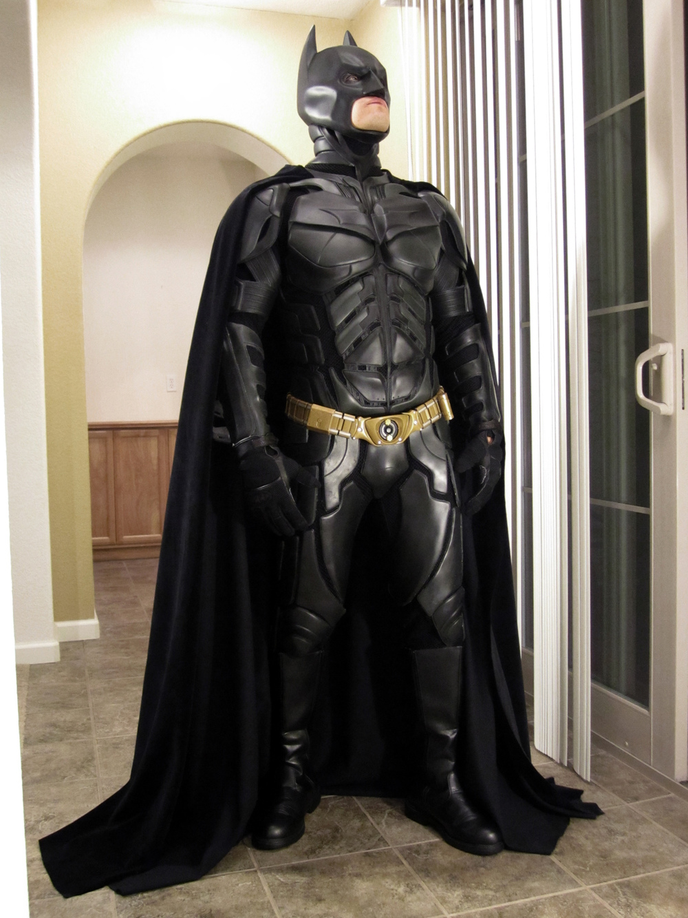 Batman Batsuit Replica | www.pixshark.com - Images ...