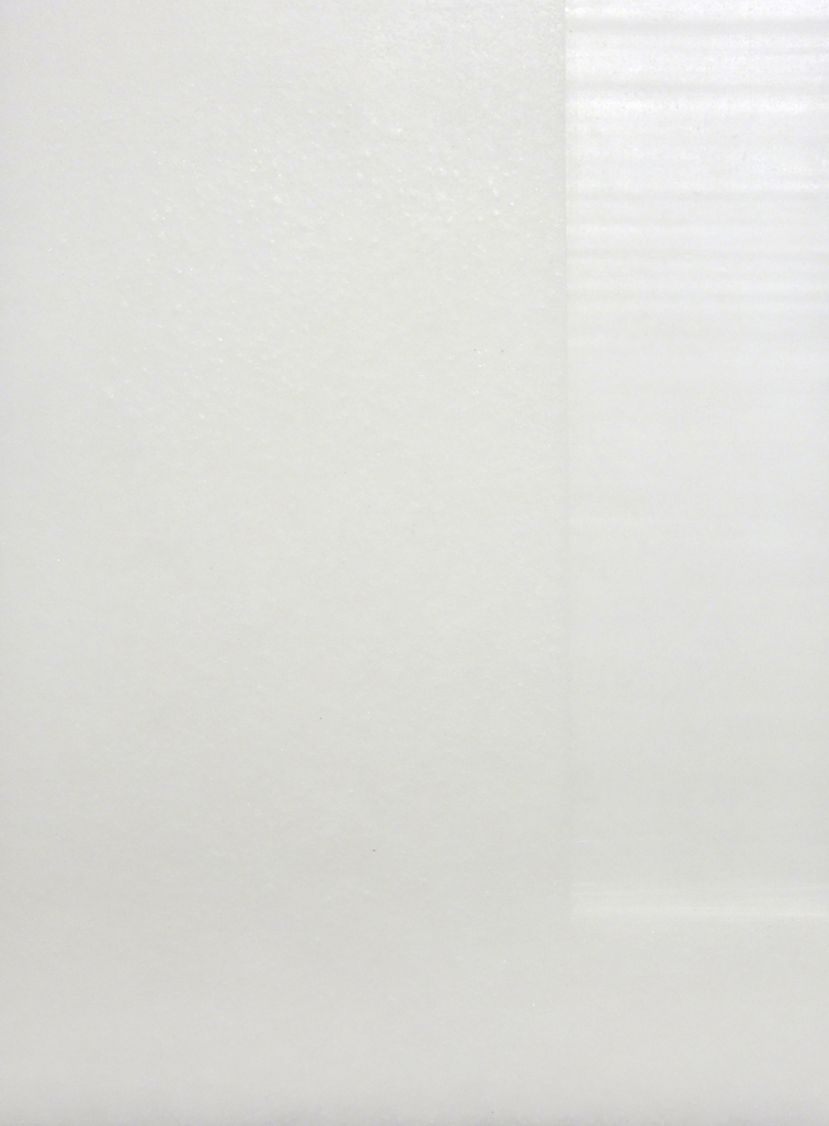 Luke HENG Monologue 2.3 2015 Paraffin wax and steel shelf H52 x W39 x D3.5 cm (artwork) H4 x W40 x D5.5 cm (shelf)