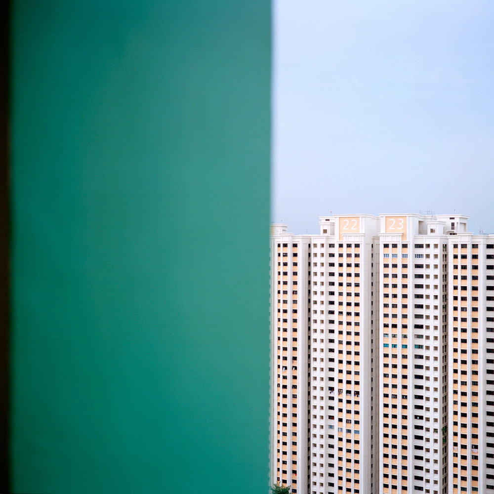 Nguan   Untitled , from the series  Singapore   2012  Archival pigment print