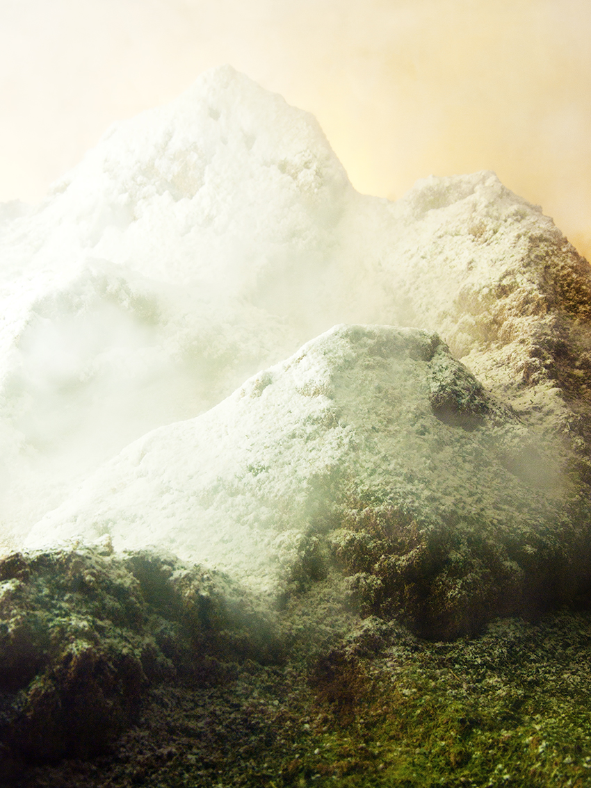 Sebastian Mary TAY  Redolent Hills and Delectable Mountains #4  2012/2013 Diasec Print H90 x W67.5 cm