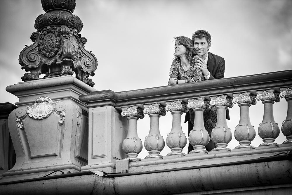 Magali et Hughes - Séance Couple