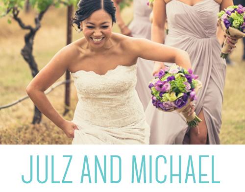 Michael and Julz