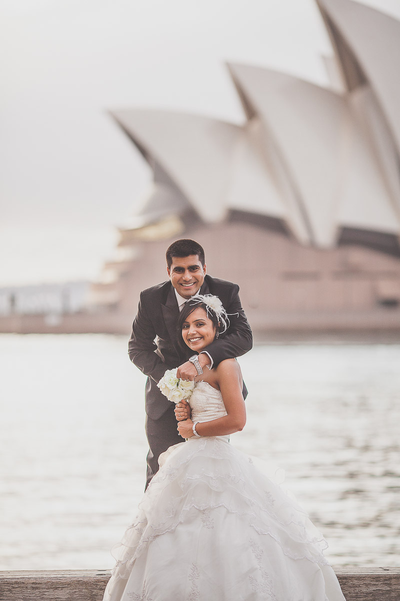 Ruchita & Mihir Wedding Shoot opera house