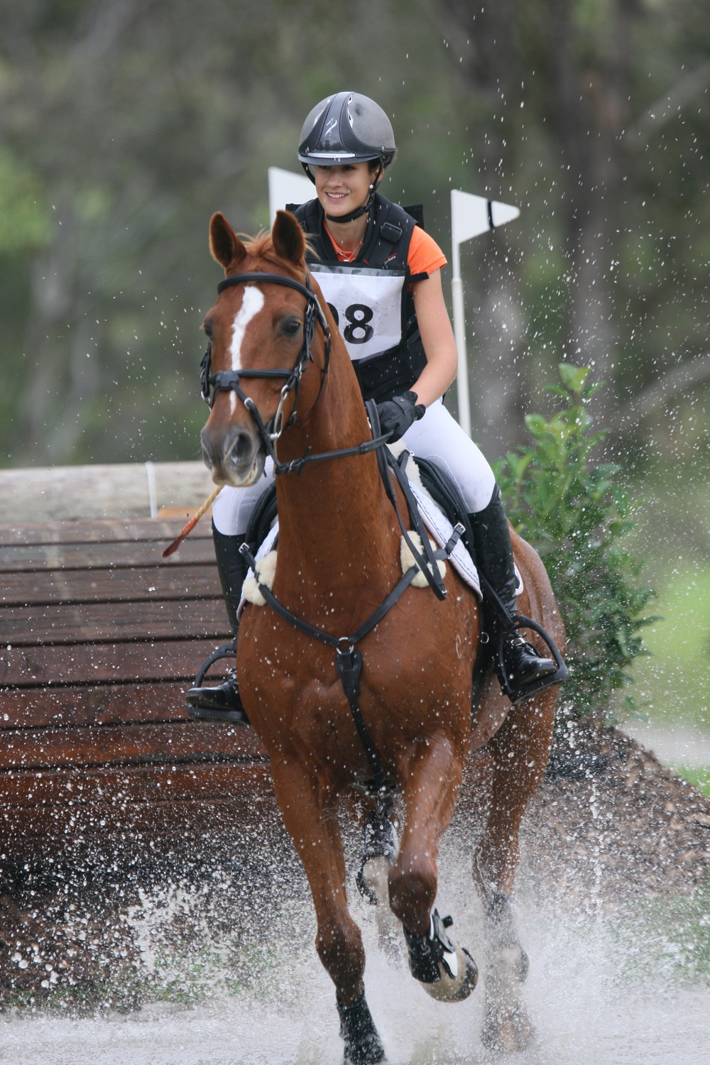 Candice Quartermain Sydney Horse Trials