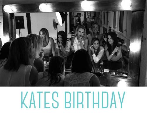 Candice Quartermain Kates Birthday
