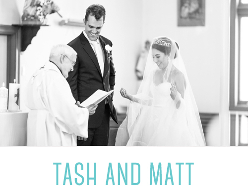 Tash and Matt Wedding photography