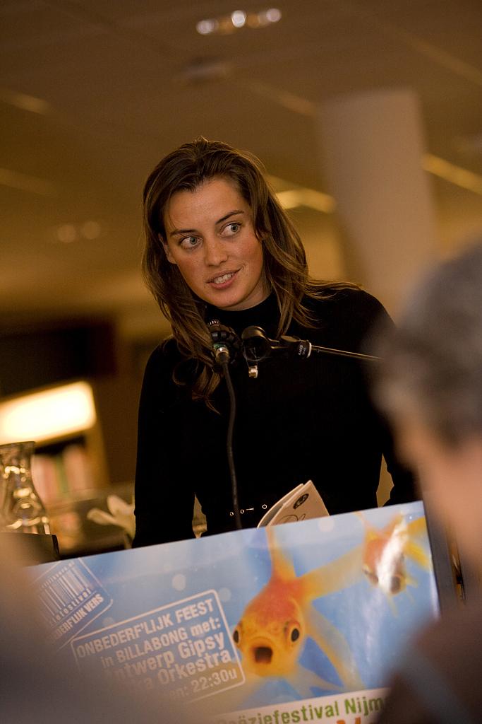 Poetry Festival Onbederf'lijk Vers