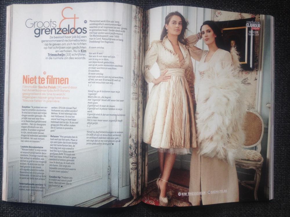 Kim in Glamour.JPG