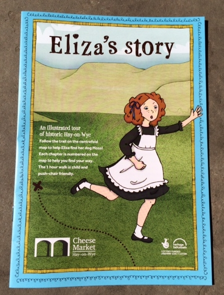 The eliza trail booklet.