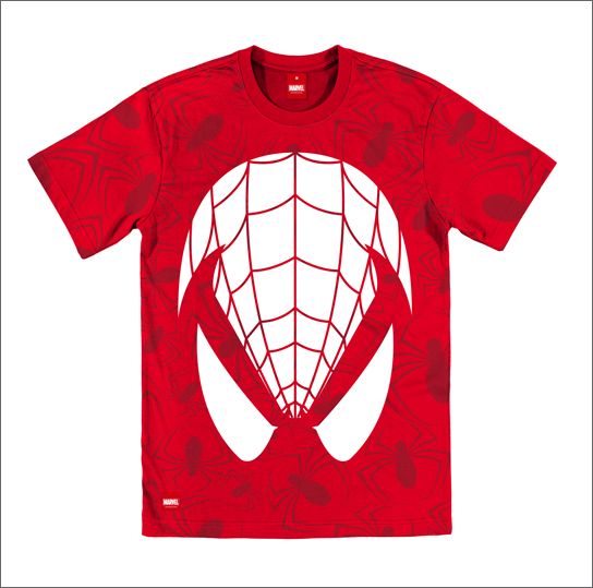 Webhead -      Officially licensed tee print, ©Marvel.
