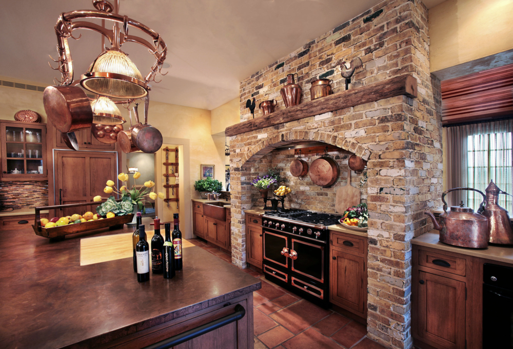 Linda Phillips Interior Design Kitchen