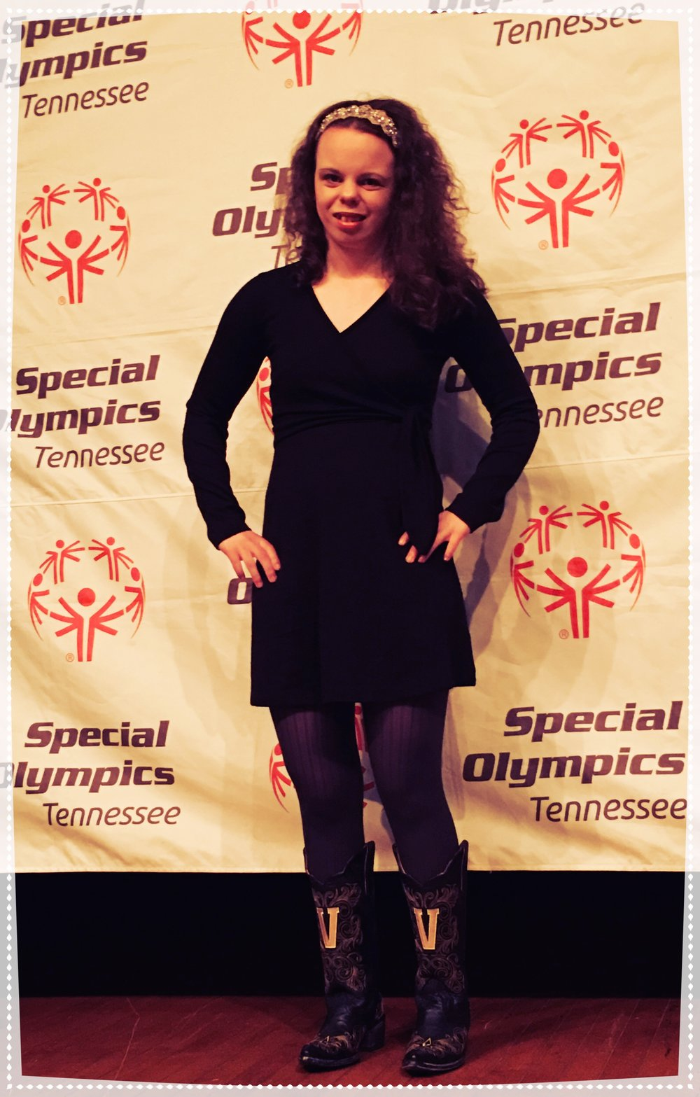 Representing Figure Skating for the great state of Tennessee!