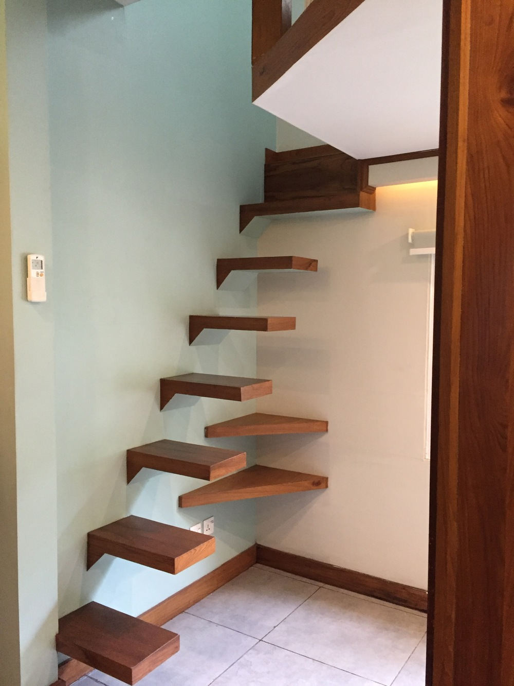 Stairs to Bed