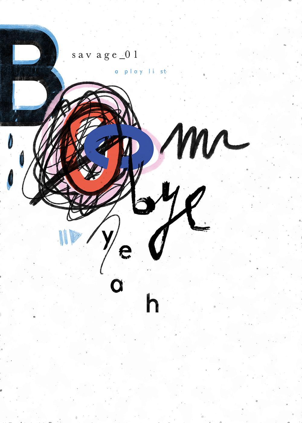 TSB - Savage Playlist 01 - Boom Bye Yeah (design Julie Smits) 02.jpg