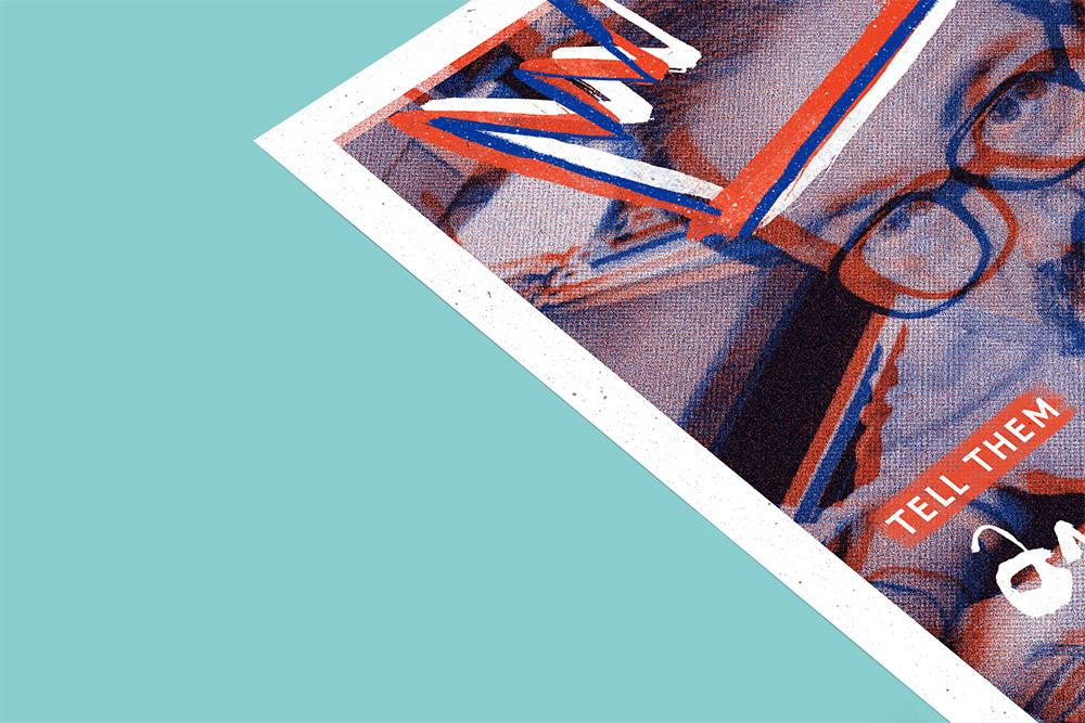 Julie Smits - Portfolio - Posters - This Savage Beauty - Sendak02.jpg