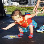 Super Baby: Baby Wonder Woman - Charlotte Wright