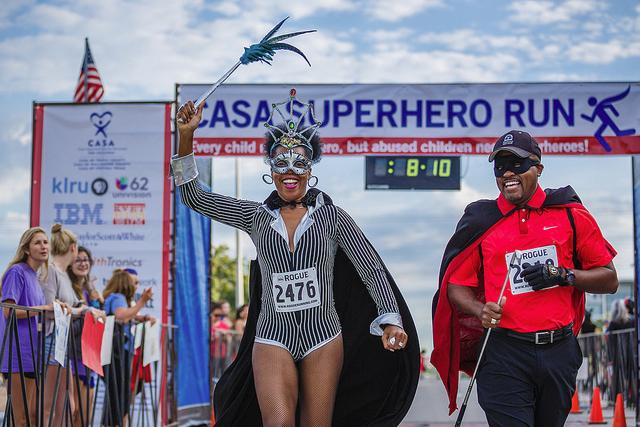 CASA Superhero run photos by david truong