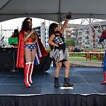 invented superhero: recycling raven, myrella delgado