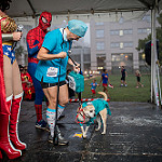 Super Dog: Superheroes in Scrubs, Panko & Dr. Pam