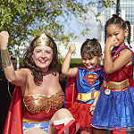 CW Austin Supergirl: Sofia Samson