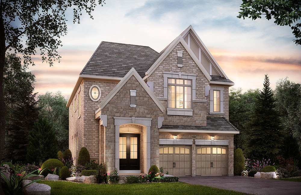 The Oak Ridges Shaw, 40 Ft. Lot -  2844/2927 Sq. Ft.