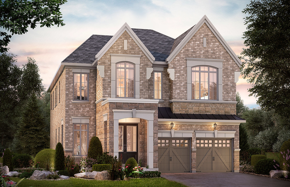 The Oak Ridges Redstone, 42 Ft. Lot - 3408/3408 Sq. Ft.