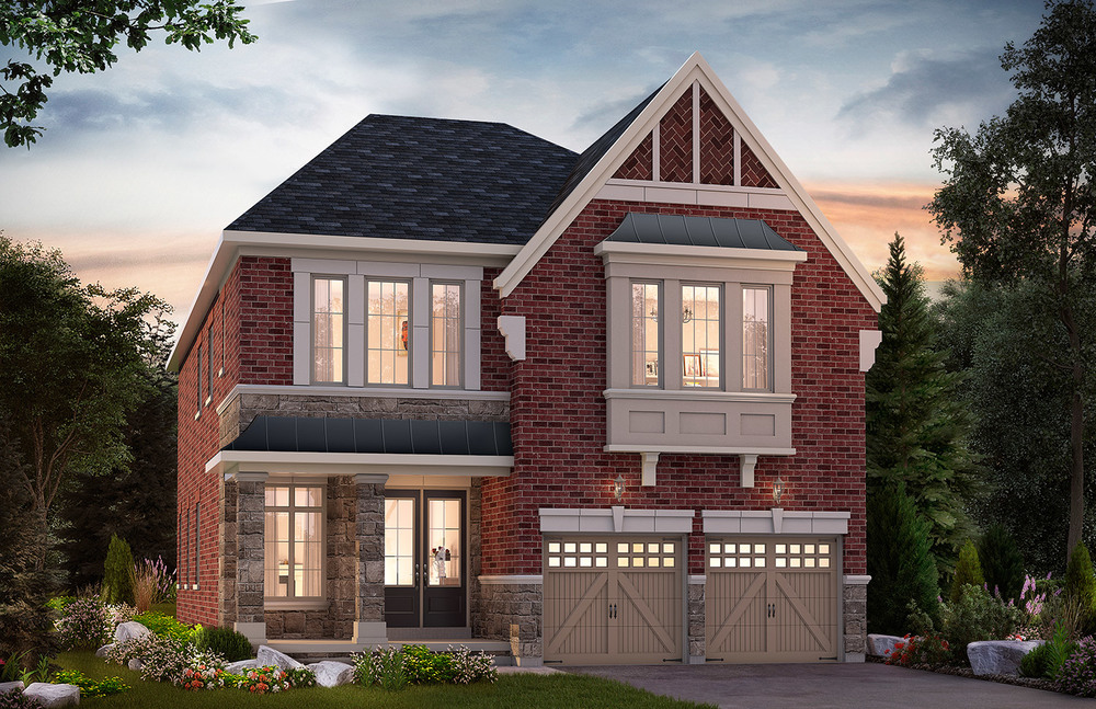 The   Oak Ridges   Lawrence, 42 Ft. Lot - 3707/3708   Sq. Ft.