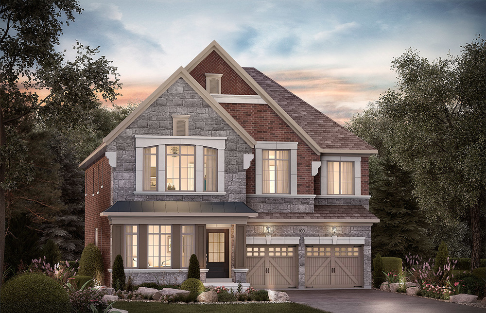 The Oak Ridges King, 42 Ft. Lot  - 3340/3339 Sq. Ft.