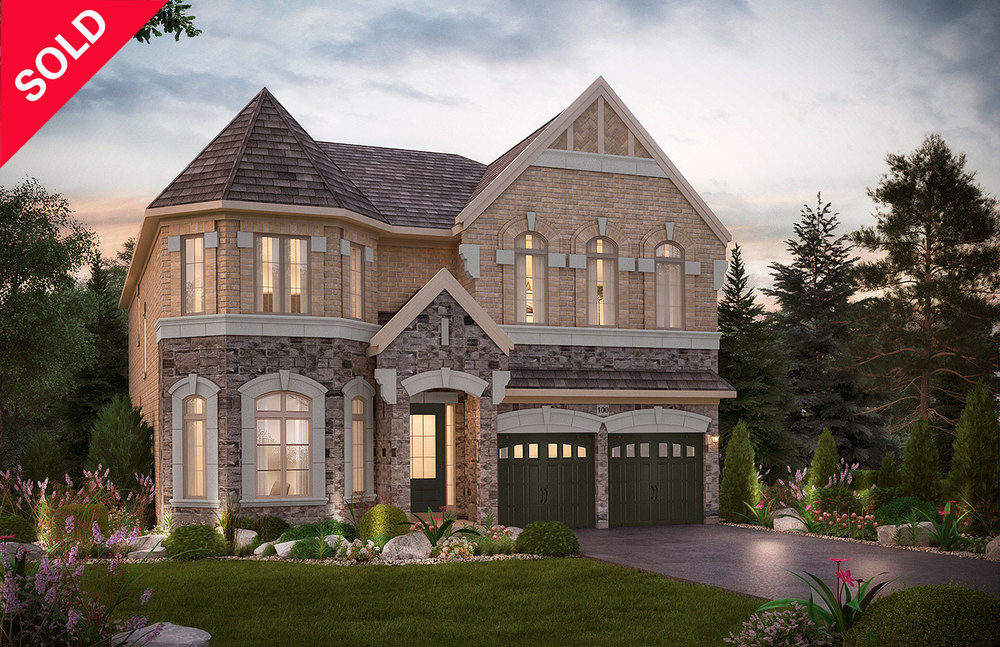 The Oak Ridges Jefferson, 50 Ft. Lot - 4331/4348 Sq. Ft.