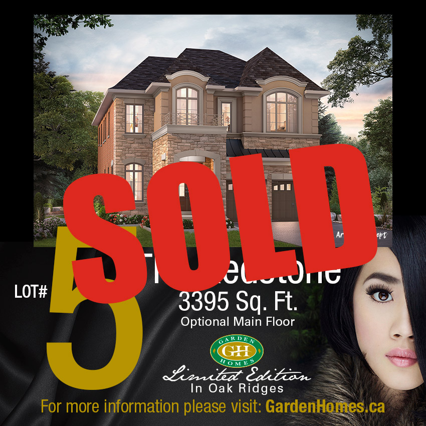 The Redstone, Lot 5. 3395 Sq. Ft.