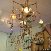 Our Amazing Chandelier