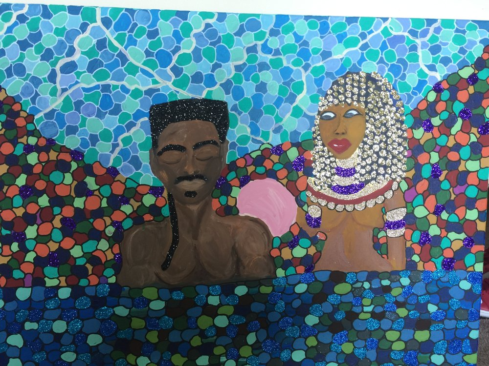 Coming+To+America+Masterpiece,+30+by+40,+Acrylics,+Glitter+jenai+jackson.JPG